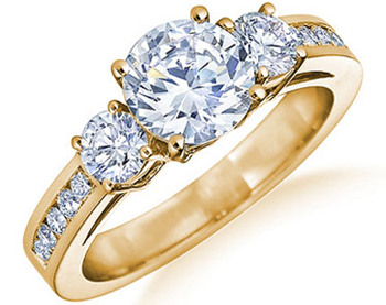 Large Diamond Ring Buyers